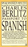 Passport to Spanish: Revised and Expanded Edition (Spanish Edition) (0451178319) by Charles Berlitz
