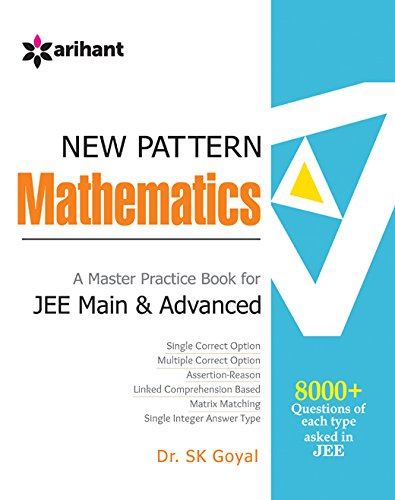New Pattern IIT JEE Mathematics (Old Edition)