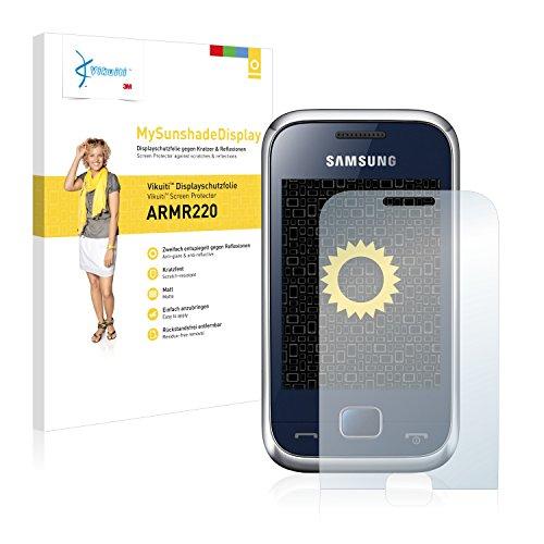 Vikuiti MySunshadeDisplay Displayschutzfolie ARMR220 von 3M passend für Samsung Rex 60