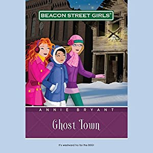 Ghost Town Audiobook