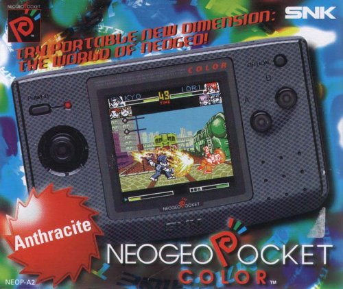 Neo Geo - Anthracite (Neogeo)