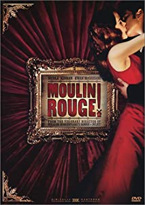 "Cover of ""Moulin Rouge! (Widescreen Editi..."
