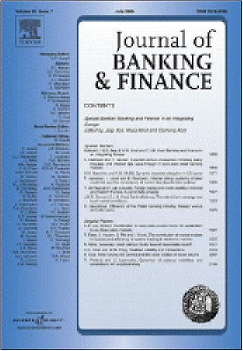 International Transmission Of Inflation Among G-7 Countries: A Data-Determined Var Analysis [An Article From: Journal Of Banking And Finance]