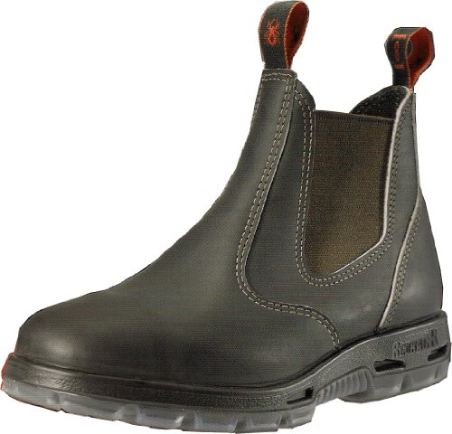 Redback UBOK Chelsea Boots Brown from Australia (UK size 10)