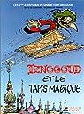 Iznogoud, tome 9 : Le Tapis magique par Tabary