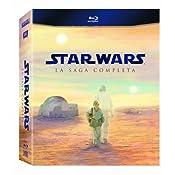 Post image for 2 Blu-Rays zum Preis von 1 – verdammt günstig z.B. Star Wars: The Complete Saga I-VI [Blu-ray] für 41€ *UPDATE2*