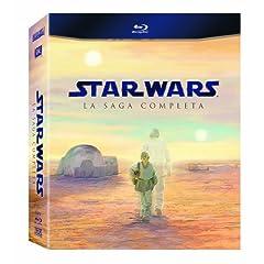 Star Wars Saga Completa (2011)