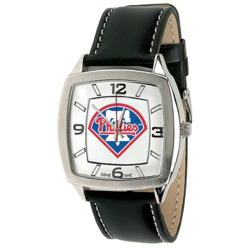 MLB Men's MLB-RET-PHI Retro Series Philadelphia Phillies Watch at Amazon.com