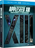Appleseed Xiii - Tartaros & Ouranos [Blu-Ray + Dvd]