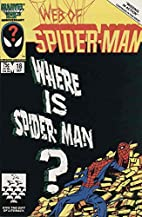 Web of Spider-Man #18 by David Michelinie