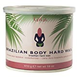 GiGi Brazilian Body Hard Wax, 14-Ounces