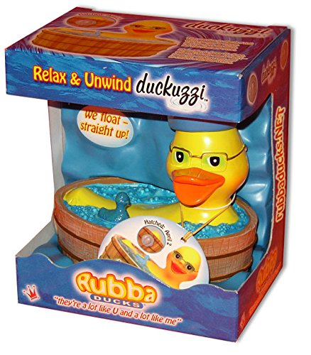 Rubbaducks Duckuzzi Gift Box - 1