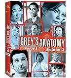Grey's Anatomy - Saison 2, partie 2- Coffret 4 DVD