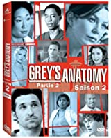 Grey's Anatomy - Saison 2, partie 2- Coffret 4 DVD