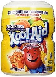 Kool Aid Peach & Mango Flavour Drink Mix, 538g
