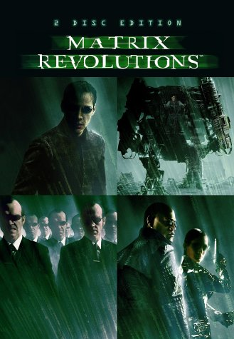 Matrix Revolutions (2 DVDs)