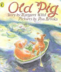 "Cover of ""Old Pig (Picture Puffin)"""