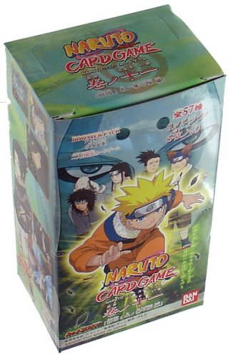 Naruto Card Game Series 11 Booster Box