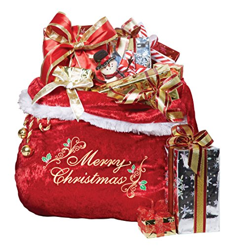 California Costumes Men's Santa Bag