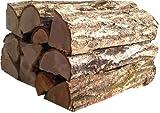 ナラの薪 容量30Lのダンボール箱入1箱 【産地】長野県 薪の長さ約40cm 【参考:重量約13~15kg前後】