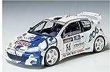 1/24 スポーツカーシリーズ プジョー 206 WRC