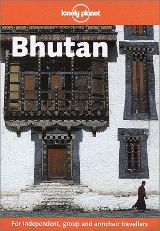 Lonely Planet Bhutan, Armington,Stan