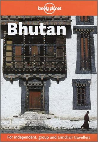 Lonely Planet Bhutan written by Stan Armington
