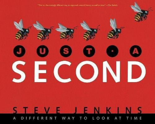Just a Second [Jenkins, Steve] (Tapa Blanda)