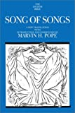 Song of Songs: A New Translation with Introduction and Commentary