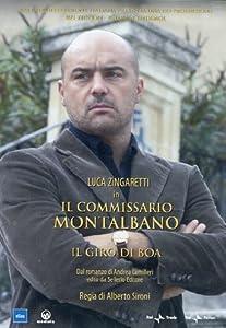 Amazon.com: Il Commissario Montalbano - Il Giro Di Boa: luca