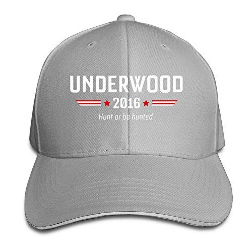 WENCY -  Cappellino da baseball  - Uomo Ash Taglia unica