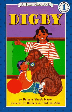 Digby (I Can Read Book 1)