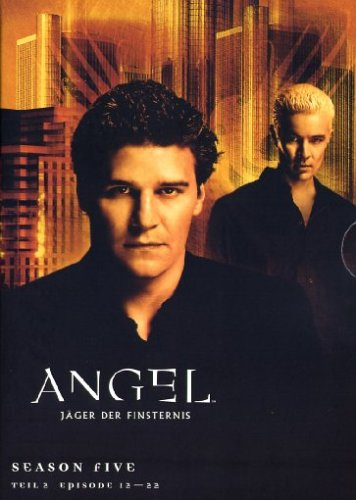 Angel - Season 5.2 (3 DVDs)