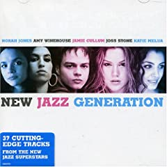 New Jazz Generation by Peter Cincotti,&#32;Silje Nergaard,&#32;Michael Buble,&#32;Norah Jones and Jamie Cullum