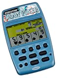 Executive Handheld Electronic Draw Poker Game by Radica