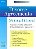 Divorce Agreements Simplfied (Law Made Simple)