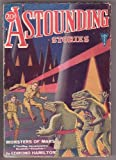 Astounding Stories - Vol  VI, No  1 - April, 1931