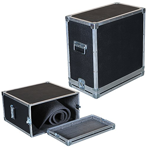 "Amplifier 1/4"" Light Duty Economy ATA Case Fits Hughes & Kettner Tube 50 - Does Your Amplifier Fit?"