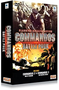 Commandos: Battle Pack (Mac)