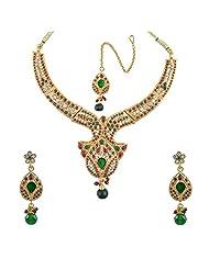 Aakshi Dulhaan Chali Sajjan Ke Ghar Jewellery Set