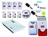 D3D GSM Burglar Home Security Alarm System