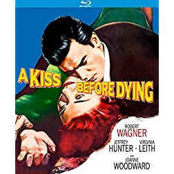 A Kiss Before Dying [Blu-ray]