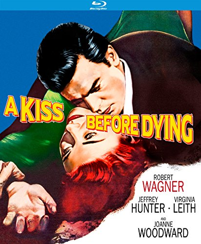 A Kiss Before Dying (1956) [Blu-ray]