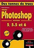 echange, troc Daniel Garance - Photoshop 5, 5.5 & 6