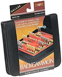 Backgammon Travel Portfolio