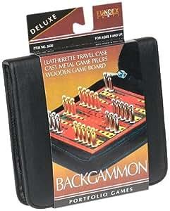 Backgammon Travel Portfolio