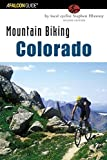 img - for Mountain Biking Colorado: An Atlas Of Colorado's Greatest Off-Road Bicycle Rides (State Mountain Biking Series) 2nd edition by Hlawaty, Stephen (2003) Paperback book / textbook / text book