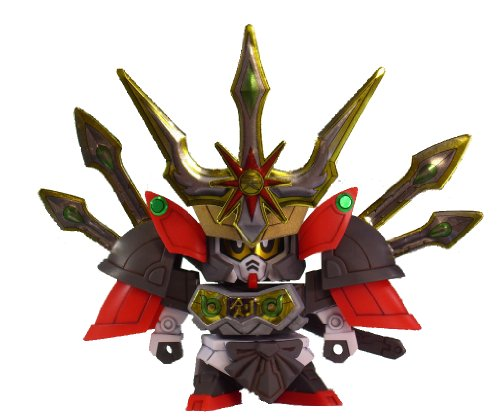 Bandai Hobby BB#187 Kensei Gundam Kirahagane Gokusai Version - SD Gundam