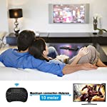 Bqeel-M9C-Max-Box-TV-Processeur-Quad-Core-S905x-2GB16GB-eMMC-KODI-161-Lecteur-mdia-4K-sous-ANDROID-60-avec-Mini-Clavier-support-WiFi-DLNA-Miracast