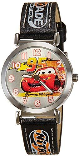 Disney Disney Analog Multi-Color Dial Boys's Watch - 98268 (Multicolor)